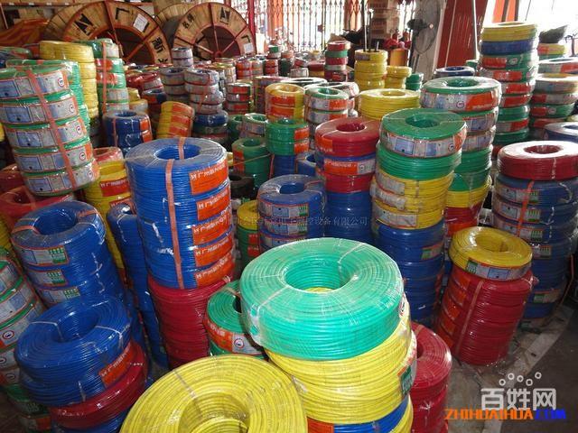 怀化电线电缆厂家  怀化湘鹤电线价格