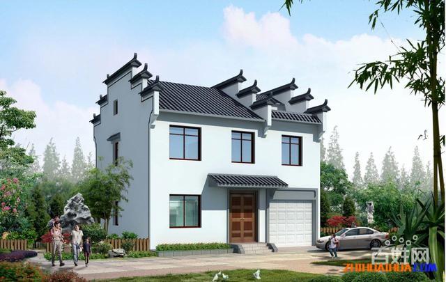 怀化农村自建二层小楼 买村里的房子 自盖二层小别墅