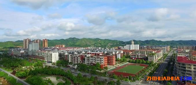 洪江市精品商业步行街