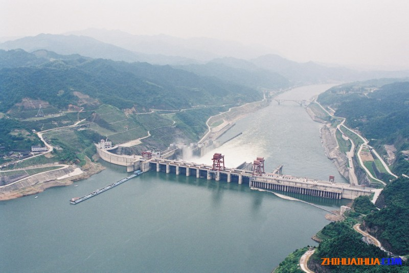 沅陵五强溪水库