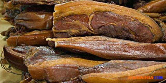 通道侗家腌肉