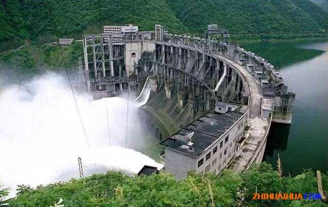 沅陵凤滩水力发电厂