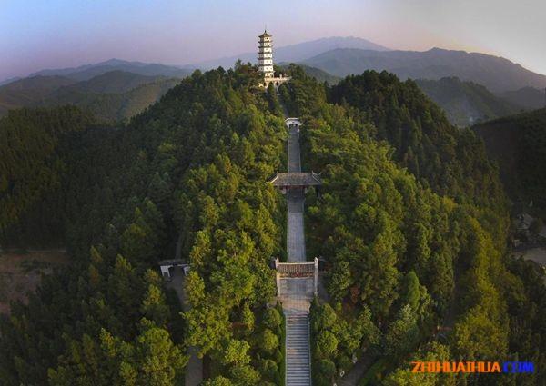靖州文峰塔