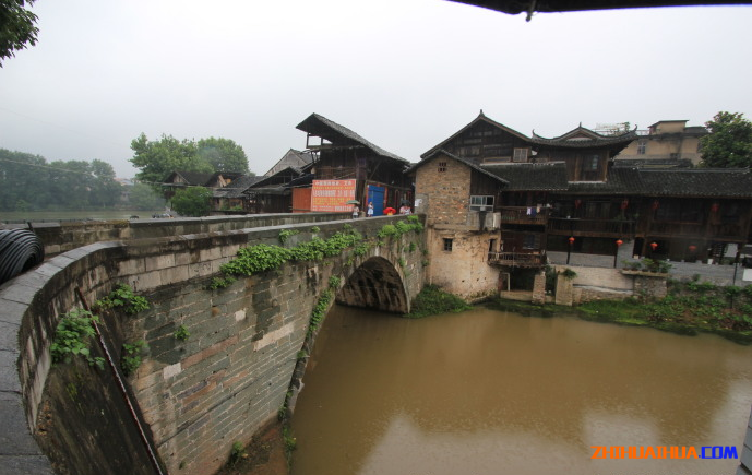 靖州渠阳古城