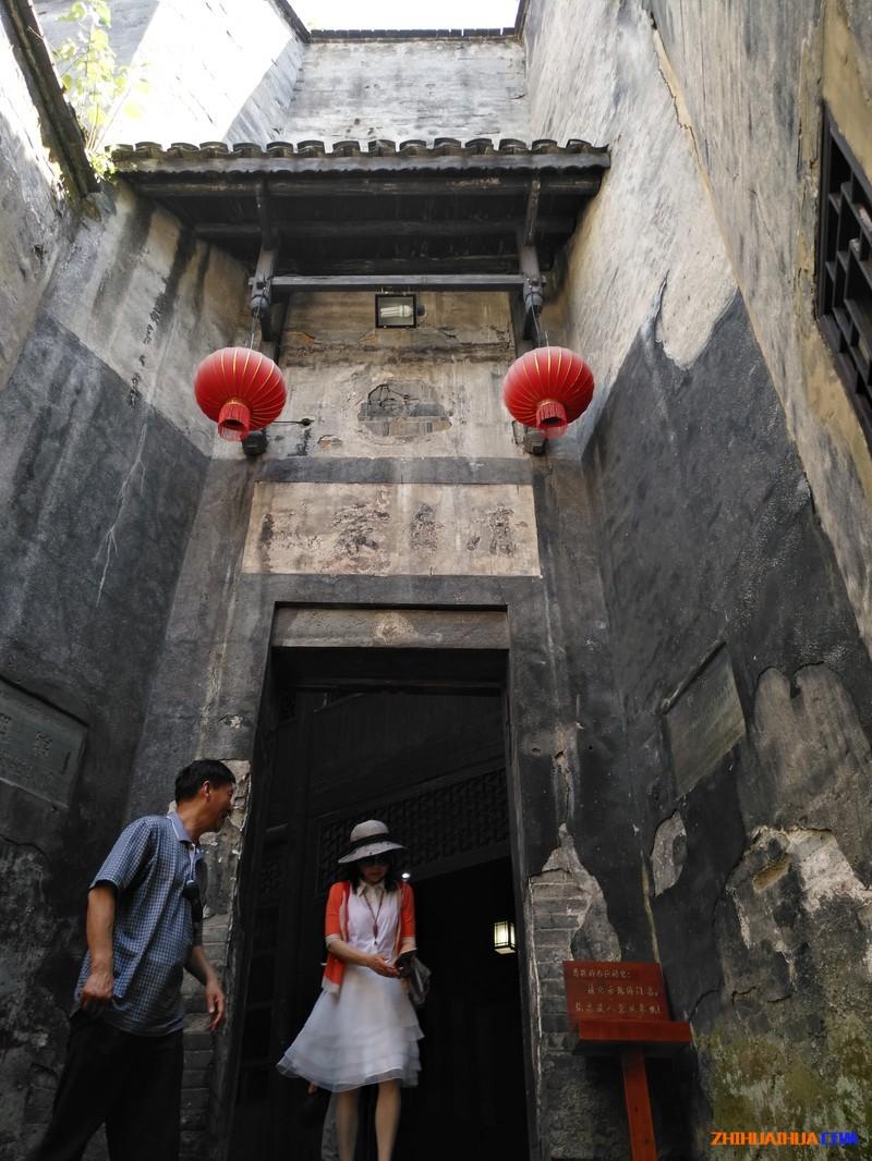 洪江有个古商城