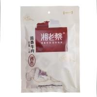 湘老蔡 酱香牛肉105g 新晃特产  休闲包装 牛肉片