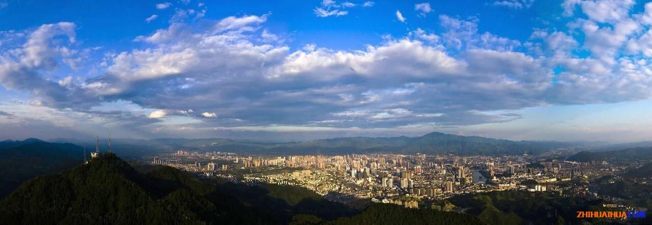 怀化中心城区建成区面积扩大到65平方公里
