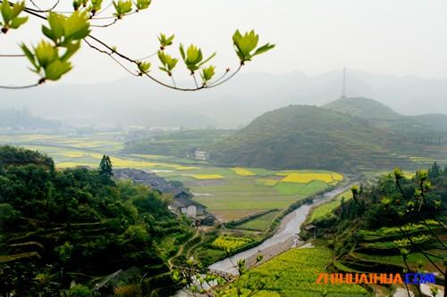 中方自然环境